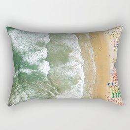 See you in Rio Rectangular Pillow