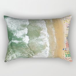 See you in Rio Rectangular Pillow