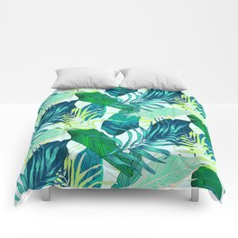 Tropical frenzy Comforters
