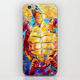 Sea Turtle iPhone Skin