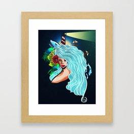 How I Became the Sea Framed Art Print