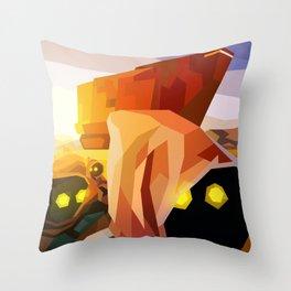 SW#19 Throw Pillow