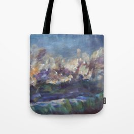 Yarnell Hill Wildfire - A Tribute to the Granite Mountain Hotshots AC151012b-13 Tote Bag