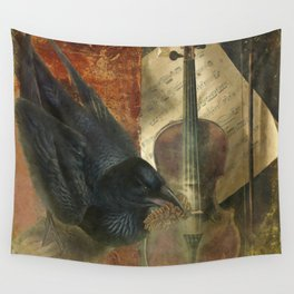 Nevermore Wall Tapestry