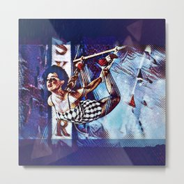 Sky Dancer Metal Print