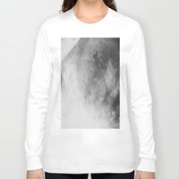 crystal Long Sleeve T-shirts featuring Crystal by Neon Wildlife