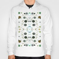 dots Hoodies featuring Dots by writingoverashes