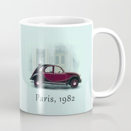 A Charleston in Paris Coffee Mug