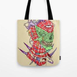 Zombie Sense Tote Bag