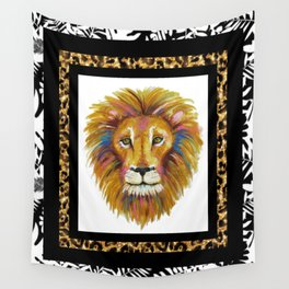 His Majesty Wall Tapestry