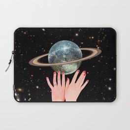 Saturn Disco Laptop Sleeve