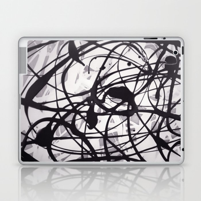 All Over The Place Laptop & iPad Skin