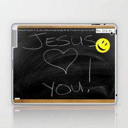 Bible School Lesson #1 Laptop & iPad Skin