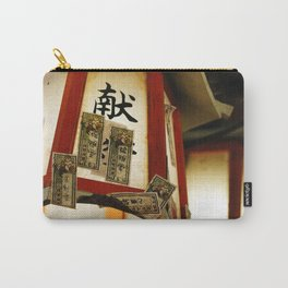 Cavern Temple Carry-All Pouch
