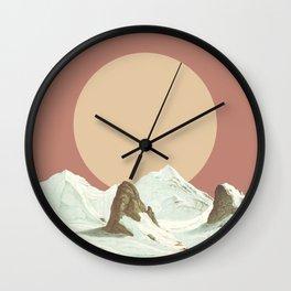 MTN II Wall Clock