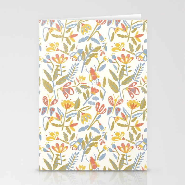 Garden Story Stationery Cards