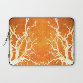 Branches of Fire Touch Laptop Sleeve