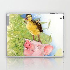 Yes, I Can Fly... Laptop & iPad Skin