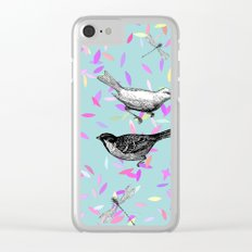 LET IT FLY... Clear iPhone Case