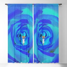 Surrealism Blackout Curtain