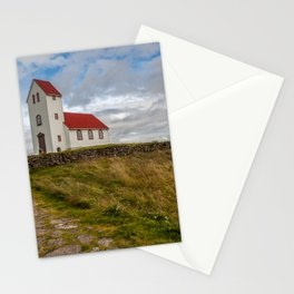 Chapel of Iceland Stationery Cards