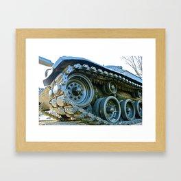 Tanker ONE Framed Art Print