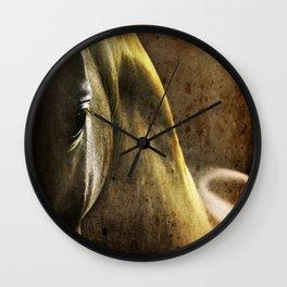 Arabian Horse's Eye Wall Clock