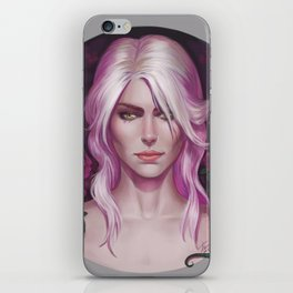 Cirilla iPhone Skin