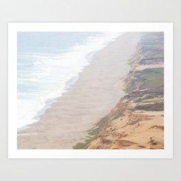 Point Reyes National Seashore Art Print