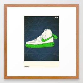 Sheed Framed Art Print