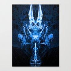 Dimonyo Canvas Print