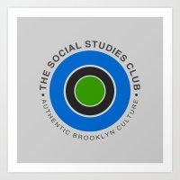 TSSC Logo Art Print