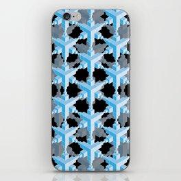 Glass House iPhone Skin