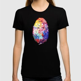 Artsy Yeti T-shirt