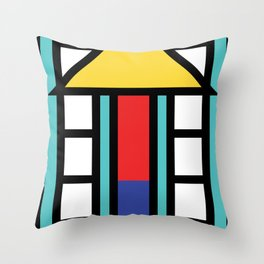 THE ELEVATOR N.1 Throw Pillow