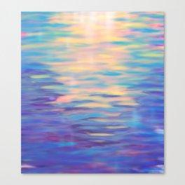 Rainbow Reflections Canvas Print