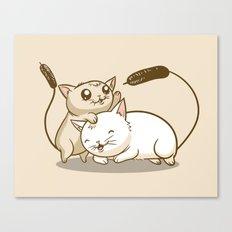 CatTails! Canvas Print