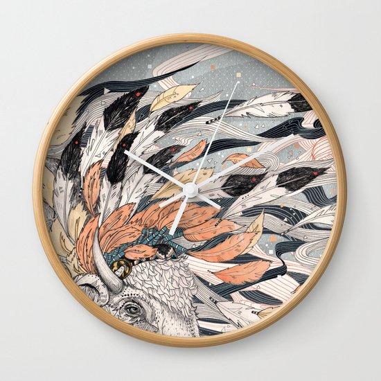 Magic Breeze Wall Clock