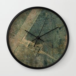 Stirrer-Up Wall Clock
