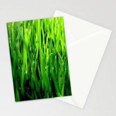 Get off my turf Stationery Cards