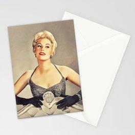 Kim Novak, Vintage Actress Stationery Cards