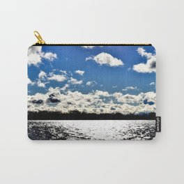 Water | Lake Ontario | Landscape | Toronto | Nadia Bonello Carry-All Pouch