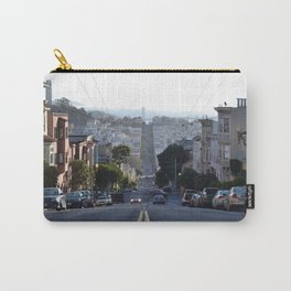 Down The Street Carry-All Pouch
