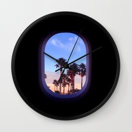 The View From There Wall Clock