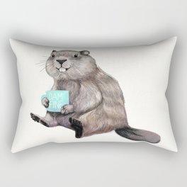 Dam Fine Coffee Rectangular Pillow