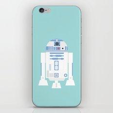 #92 R2D2 iPhone & iPod Skin
