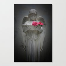 The Sweetest Angel Canvas Print