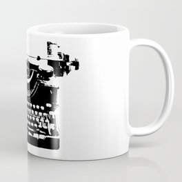 typewriter Coffee Mug