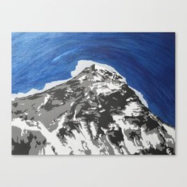 Mr. Everest Canvas Print