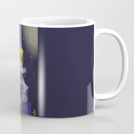 Hot Chocolate on a Cold Night Coffee Mug